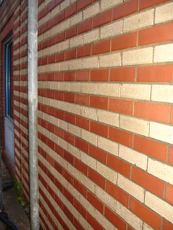 brick cleaning slough