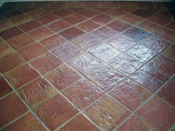 terracotta floor tiles essex