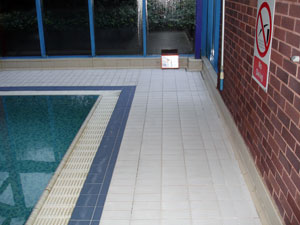 Swimming Pools Stone Floor Cleaning Essex