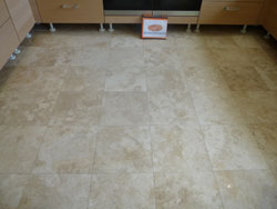 Travertine Floor Cleaning Chigwell