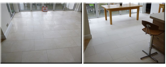 Stone Floor Cleaning Essex